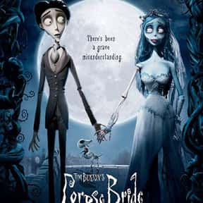 Corpse Bride is listed (or ranked) 15 on the list The Best Johnny Depp Movies