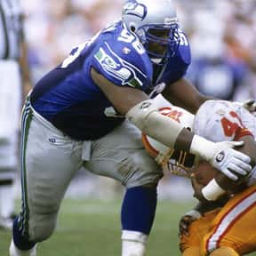 Cortez Kennedy is listed (or ranked) 17 on the list The Greatest Defensive Tackles of All Time