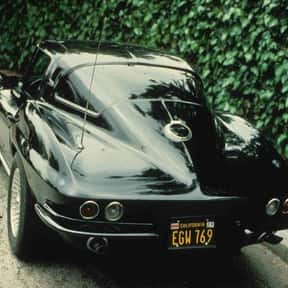 Corvette Stingray is listed (or ranked) 3 on the list The Best 1960s Cars