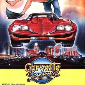 Corvette Summer is listed (or ranked) 10 on the list The Best Teen Movies ofthe 1970s