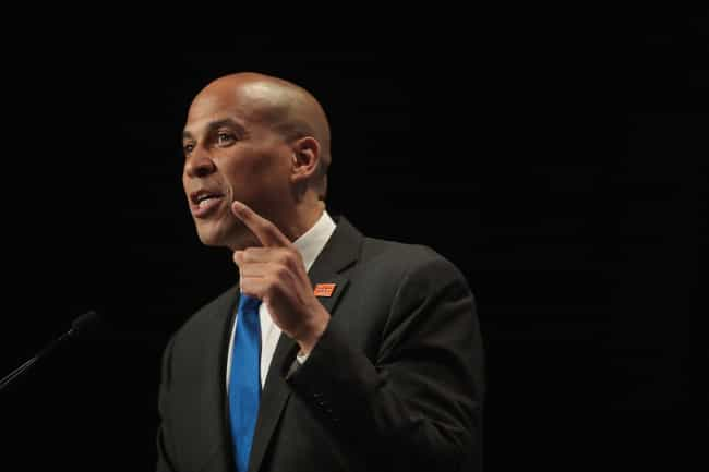 Cory Booker is listed (or ranked) 6 on the list All The 2020 Democratic Candidates' First Jobs