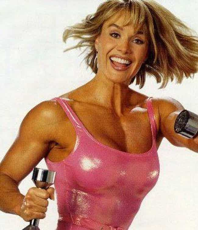 Cory Everson is listed (or ranked) 3 on the list Female Celebs With The Best Arms