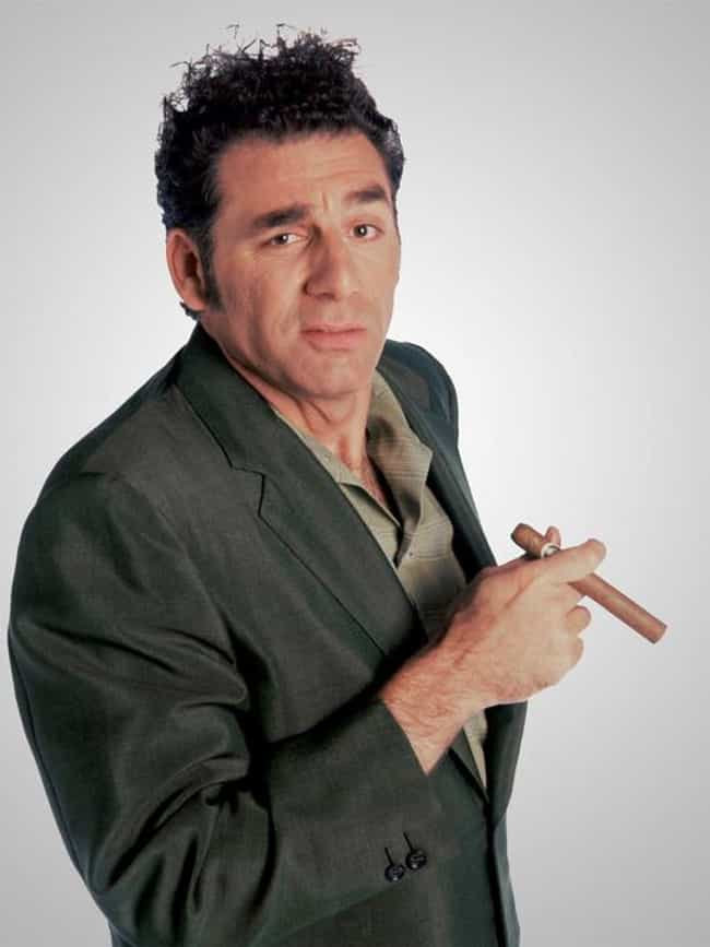 Cosmo Kramer is listed (or ranked) 7 on the list The Cast of Seinfeld: Where Are They Now?