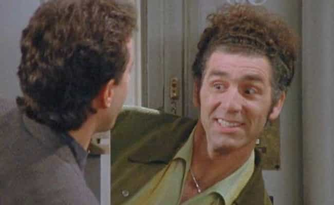 Cosmo Kramer is listed (or ranked) 1 on the list TV Characters Who Would Make Horrible Roommates