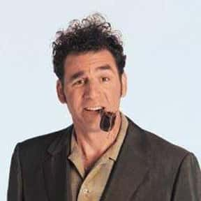 Cosmo Kramer is listed (or ranked) 24 on the list The Funniest TV Characters of All Time