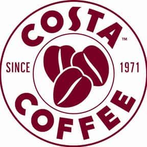 Costa Coffee is listed (or ranked) 7 on the list The Best Coffee House Chains