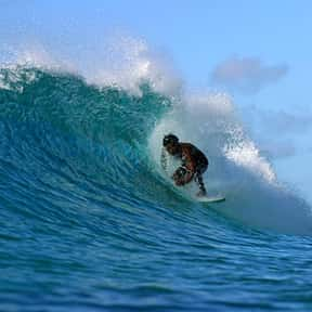 Costa Rica is listed (or ranked) 7 on the list The Best Countries for Surfing