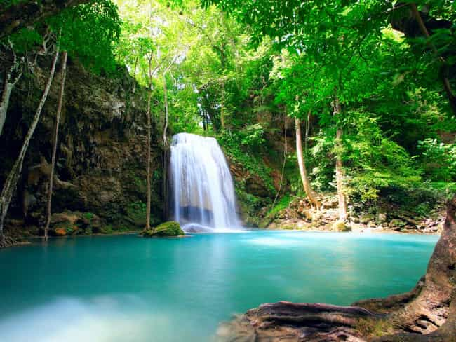 Costa Rica is listed (or ranked) 2 on the list The Best Tropical Destinations