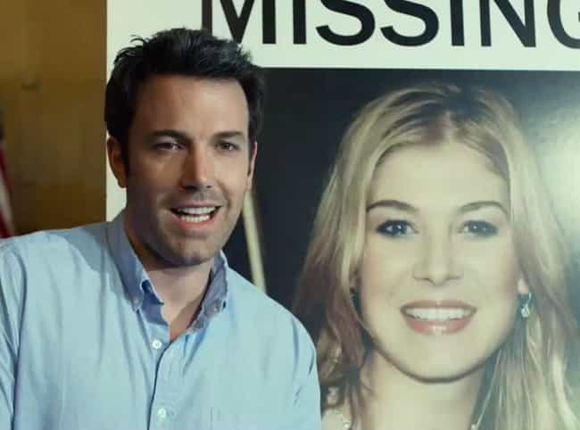 Gone Girl is listed (or ranked) 1 on the list The Absolute Worst Movies to Watch on Date Night