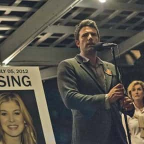 Gone Girl is listed (or ranked) 7 on the list The Best Cerebral Crime Movies, Ranked