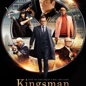 Kingsman: The Secret Service is listed (or ranked) 9 on the list The Best R-Rated Movies That Blew Up At The Box Office