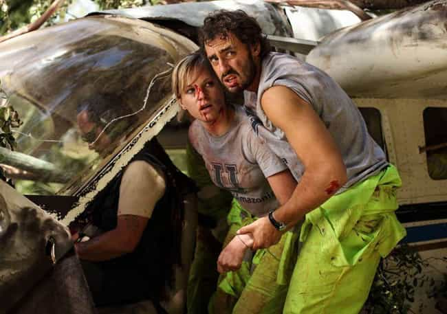 The Green Inferno is listed (or ranked) 2 on the list Pretty Good Horror Movies You Should Never Watch Before Traveling Abroad