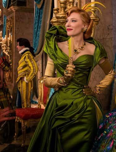 A Sadistic Evil Stepmother In 'Cinderella'