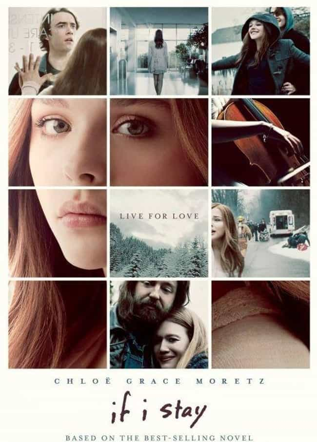 If I Stay is listed (or ranked) 3 on the list What to Watch If You Love The Fault in Our Stars