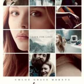 If I Stay is listed (or ranked) 8 on the list The Best Movies About Generation Z (So Far)
