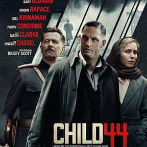 Child 44 is listed (or ranked) 2 on the list The Best Tom Hardy Movies