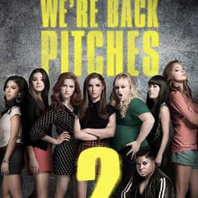 Pitch Perfect 2 is listed (or ranked) 3 on the list The Best Movies About Singing