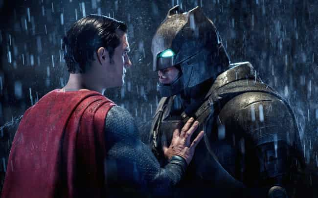 Batman v Superman: Dawn of Jus... is listed (or ranked) 2 on the list The Superhero Movie Bubble Is About To Burst And These Adaptations Prove It