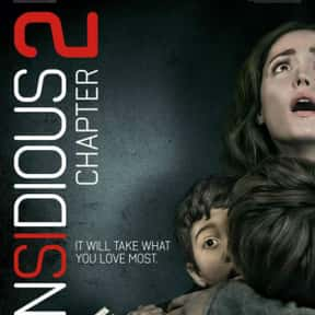 Insidious: Chapter 2 is listed (or ranked) 9 on the list The Best Supernatural Horror Movies, Ranked