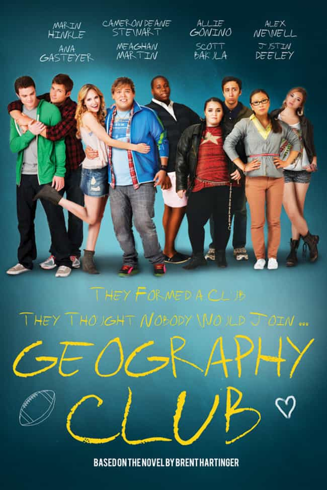 Geography Club is listed (or ranked) 4 on the list What to Watch If You Love 'Love, Simon'
