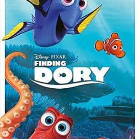 Finding Dory is listed (or ranked) 8 on the list The Best Comedy Movies of 2016