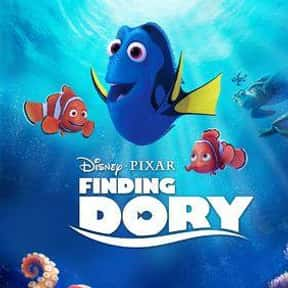 Finding Dory is listed (or ranked) 23 on the list The Highest-Grossing PG Rated Movies Of All Time