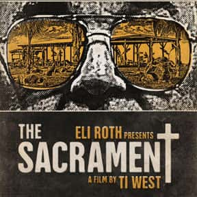 The Sacrament is listed (or ranked) 24 on the list The Best Movies On Shudder