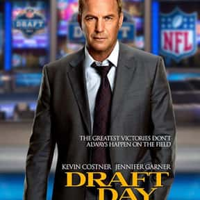 Draft Day is listed (or ranked) 16 on the list The Best Kevin Costner Movies