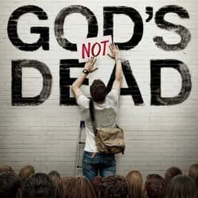 God's Not Dead is listed (or ranked) 6 on the list The Best Movies to Show a Church Youth Group