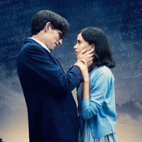 "The Theory of Everything is listed (or ranked) 1 on the list The Best ""Netflix and Chill"" Movies Available Now"