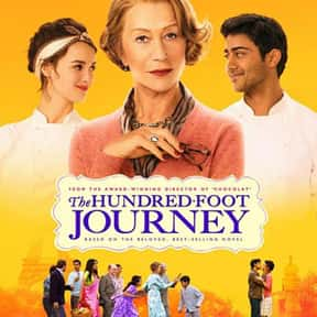 The Hundred-Foot Journey is listed (or ranked) 4 on the list The Best Movies About Cooking