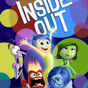 Inside Out is listed (or ranked) 9 on the list 30+ Great Movies About Depression in Women