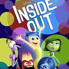 Inside Out is listed (or ranked) 12 on the list The Best Movies For Kids