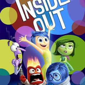 Inside Out is listed (or ranked) 11 on the list The Best Movies for Families