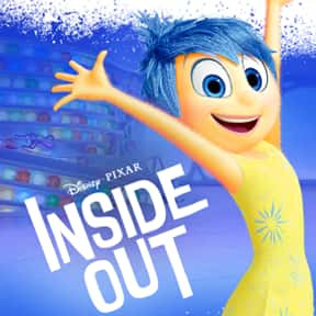 Inside Out is listed (or ranked) 6 on the list The Best Intelligent Animated Movies of All Time