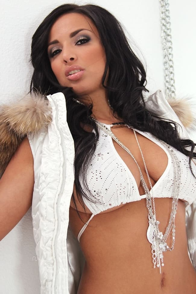 Anissa Kate Is Listed Or Ranked 1 On The List 20 Hottest Arabic Porn
