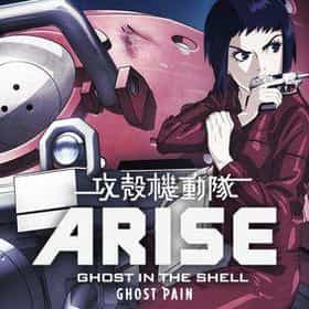 Ghost in the Shell Arise: Border: 1 Ghost Pain