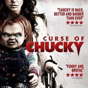 Curse of Chucky is listed (or ranked) 3 on the list The Best Movies That Take Place In Rhode Island