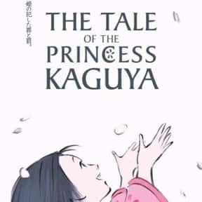 The Tale of Princess Kaguya is listed (or ranked) 21 on the list The Best Anime Like Wolf Children