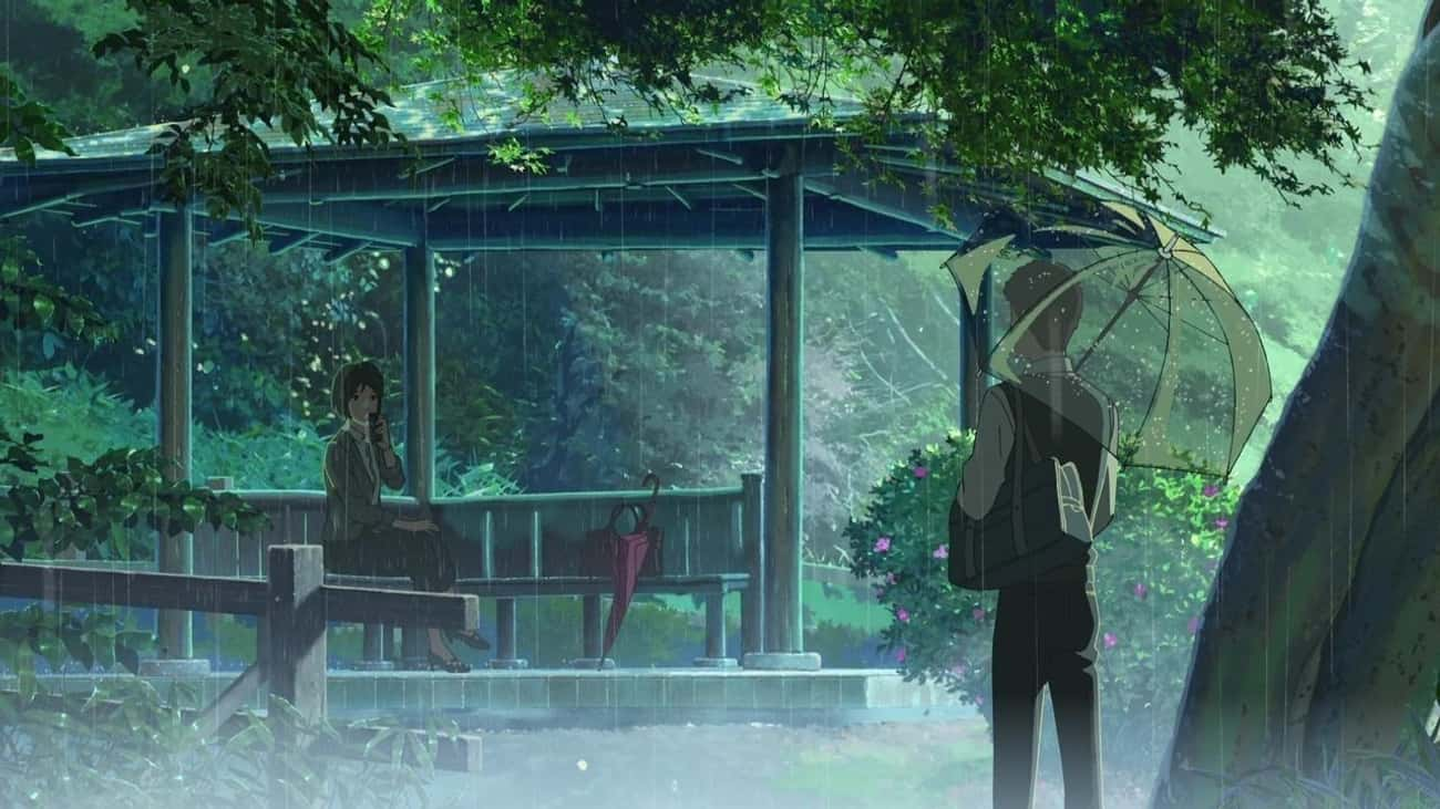 Garden of Words is listed (or ranked) 4 on the list The 11 Best Makoto Shinkai Movies, Ranked