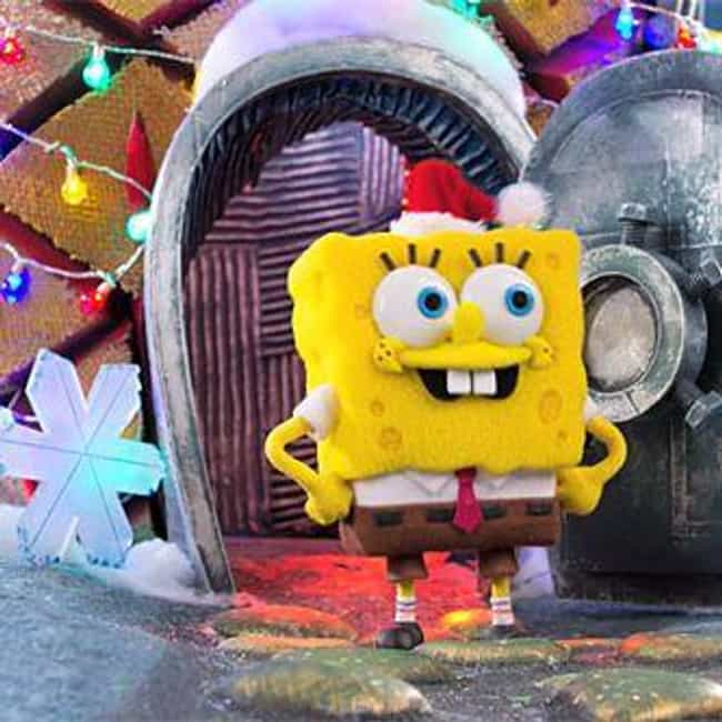 It's a SpongeBob Christmas! is listed (or ranked) 3 on the list The