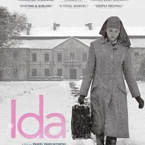 Ida is listed (or ranked) 14 on the list The Best Foreign Films Of The 2010s Decade