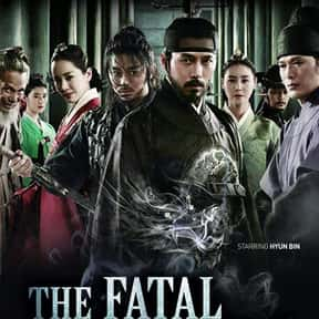 The Fatal Encounter is listed (or ranked) 9 on the list The Best Korean Historical Movies Of All Time
