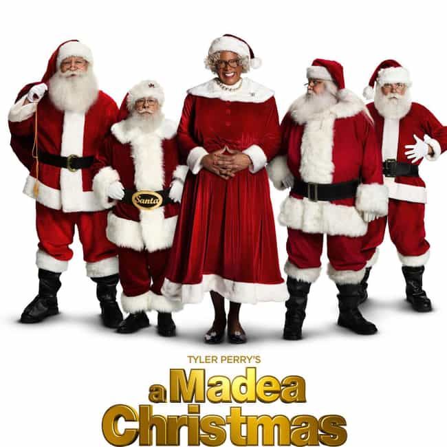 A Madea Christmas is listed (or ranked) 4 on the list All of Tyler Perry's Madea Movies