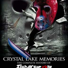 Crystal Lake Memories: The Com is listed (or ranked) 3 on the list The Best Documentary Movies On Shudder