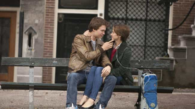 The Fault in Our Stars ... is listed (or ranked) 3 on the list 14 Teen Movies That Definitely Made You Cry