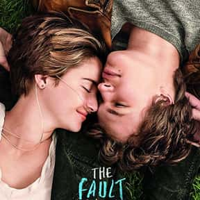 The Fault in Our Stars is listed (or ranked) 3 on the list The Best Teen Romance Movies