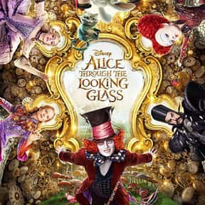 Alice Through the Looking Glas is listed (or ranked) 22 on the list The Best Johnny Depp Movies