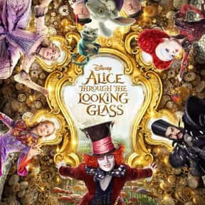 Alice Through the Looking Glas is listed (or ranked) 19 on the list The Very Best Anne Hathaway Movies
