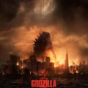 Godzilla is listed (or ranked) 16 on the list The Best CGI Adventure Movies